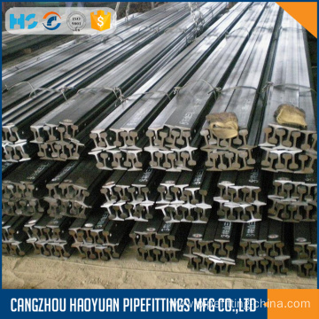 Cheapest Factory for Crane Steel Train Rails TR45 Brazil steel rail supply to Aruba Suppliers